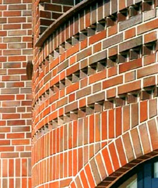 Кладка клінкерної цегли - кращий спосіб обробки будівель
