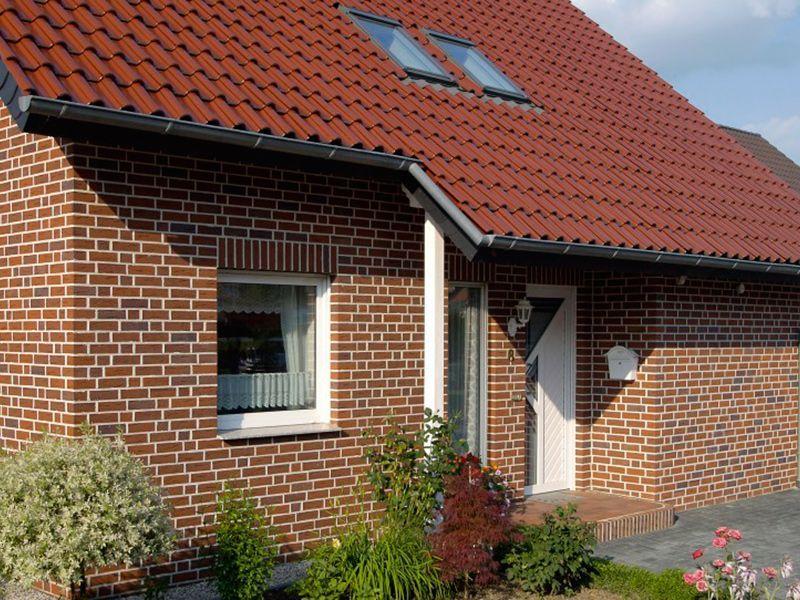 Клінкерний фасад - особливості та переваги