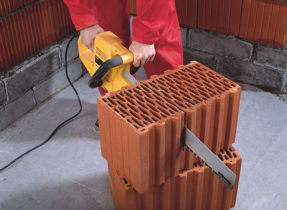Керамічні блоки: технічні характеристики і переваги