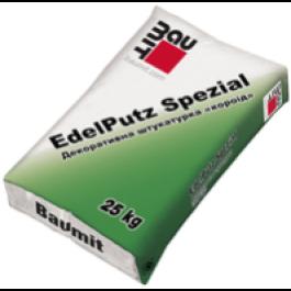 Мінеральна штукатурка Baumit Edelputz Spezial, фото 1 , 377.65грн