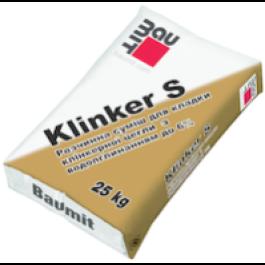 Cуміш для кладки клінкерної цегли Baumit Klinker S, фото 1 , 351.4725грн
