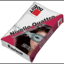 Самовирівнювальна суміш Baumit Nivello Quattro, фото 1 , 378.352грн