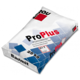 Клейова суміш для гресу Baumit ProPlus, фото 1 , 163.8грн