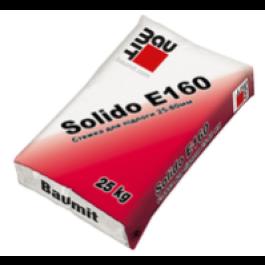 Цементно-піщана стяжка для підлоги Baumit Solido E160, фото 1 , 94.518грн