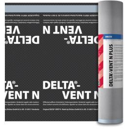 Мембрана гідроізоляційна Delta Vent N Plus, фото 1 , 91грн