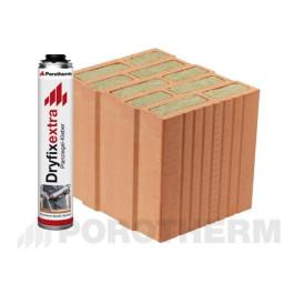 Керамічні блоки Porotherm 30 T Dryfix, фото 1 , 138.32грн