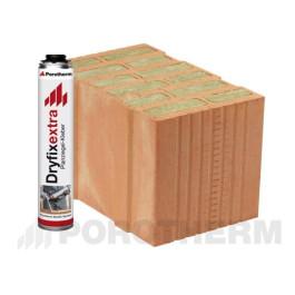 Керамічні блоки Porotherm 38 T Dryfix, фото 1 , 200.525грн