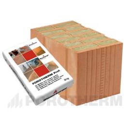Керамічні блоки Porotherm 38 T Profi, фото 1 , 199.225грн