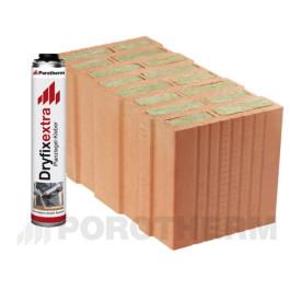 Керамічні блоки Porotherm 50 T Dryfix, фото 1 , 249.185грн