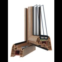 Восьмикамерні металопластикові вікна PERFECT 8 Passive