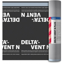 Мембрана гідроізоляційна Delta Vent N Plus
