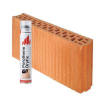 Керамічні блоки Porotherm 8 Dryfix