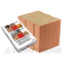 Керамічні блоки Porotherm 30 T Profi