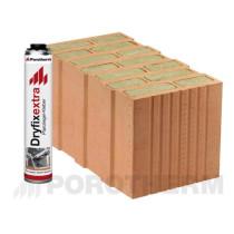 Керамічні блоки Porotherm 44 T Dryfix