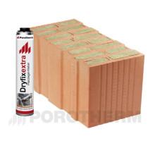 Керамічні блоки Porotherm 50 T Dryfix