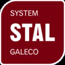 Сталева водостічна система Galeco Stal 135/100