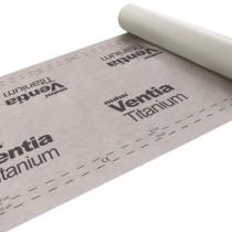 Мембрана гідроізоляційна Ventia N Titanium
