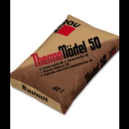 Теплоизоляционная смесь для кладки блоков Baumit ThermoMörtel 50, фото 1 , 347.7грн