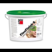 Белая дисперсионная финишная шпаклевка Baumit FinoFinish S