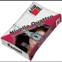 Самовыравнивающаяся смесь Baumit Nivello Quattro