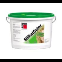 Силикатная краска Baumit SilikatColor