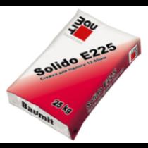 Цементно-песчаная стяжка для пола Baumit Solido E225