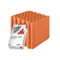 Керамические блоки Porotherm 30 Profi