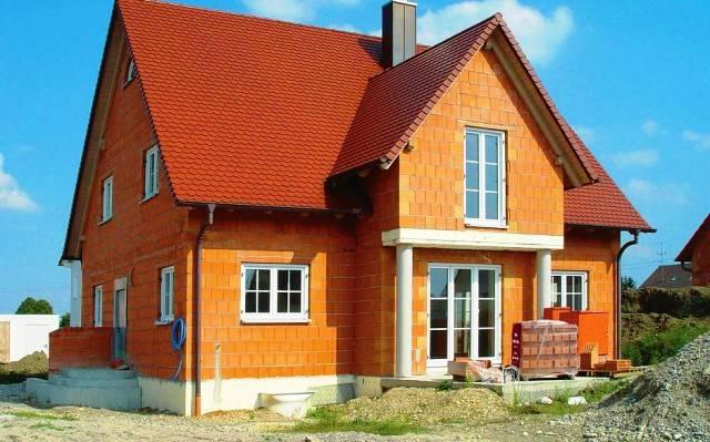 Будівництво будинків з керамічних блоків фото 3